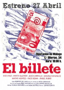 el billete cartel